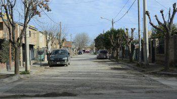 Anuncian obras de asfalto en 50 cuadras de Confluencia