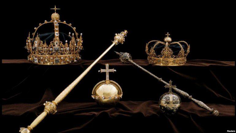 Incalculable el valor de lo que se llevaron de la catedral de Strängnäs.