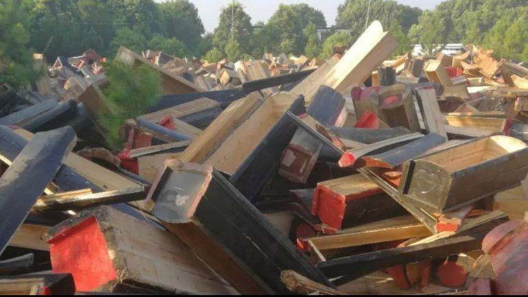 La polémica medida ha provocado disturbios en algunas zonas rurales.