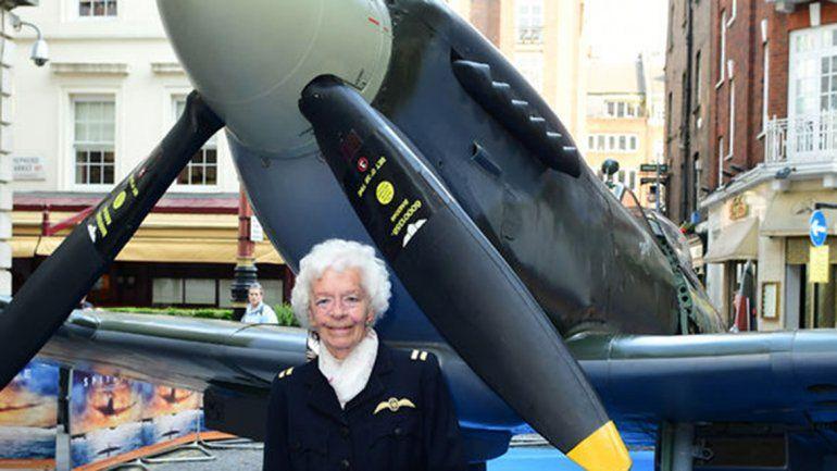 Mary Ellis tenía 101 años.