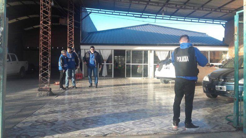 Cinco demorados y 10 vehículos secuestrados en allanamientos por estafas gitanas