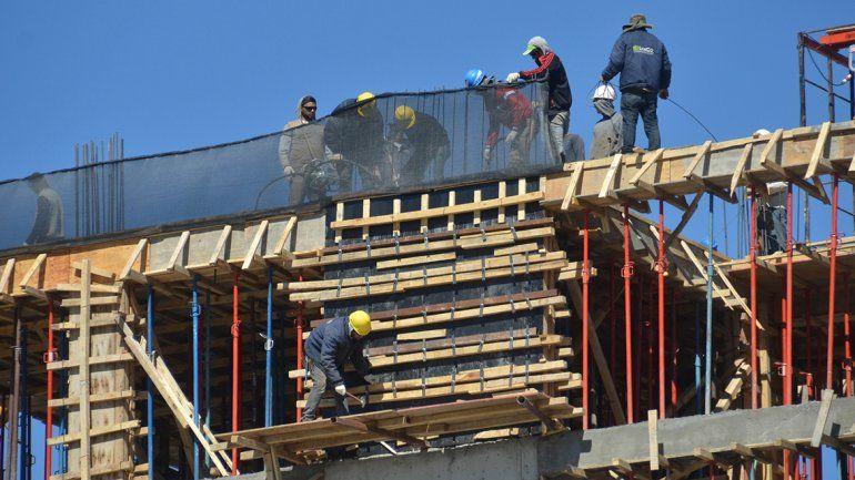 En Neuquén se registraron accidentes graves por fallas en las construcciones o falta de seguridad