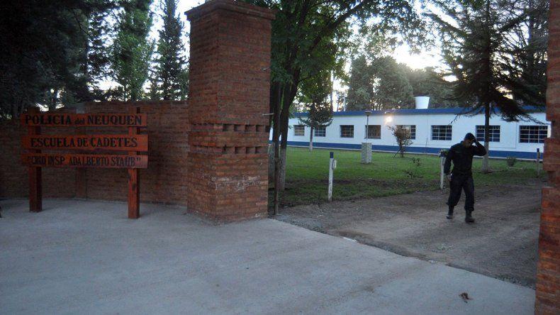 El último caso surgió en la Escuela de Cadetes