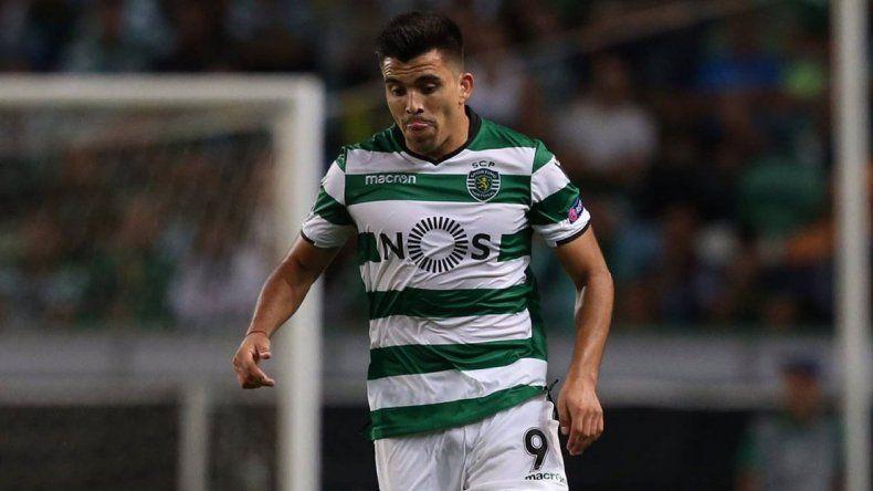 El Huevo quiere irse del Sporting de Lisboa. A River no viene.