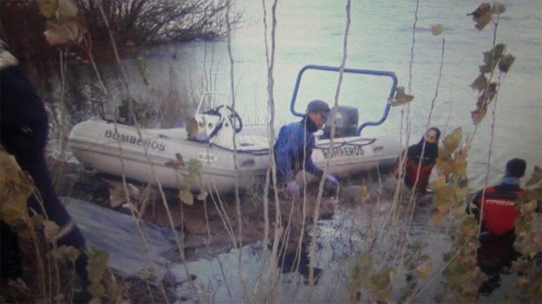 La autopsia confirmó que el cuerpo de la mujer hallada en el Limay es el de Claudia Chandías