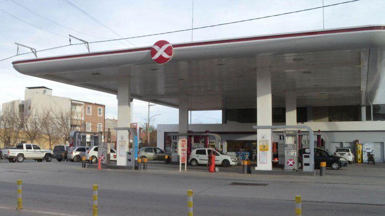 El hecho ocurrió en la estación ubicada en Rivadavia y Mariano Moreno.