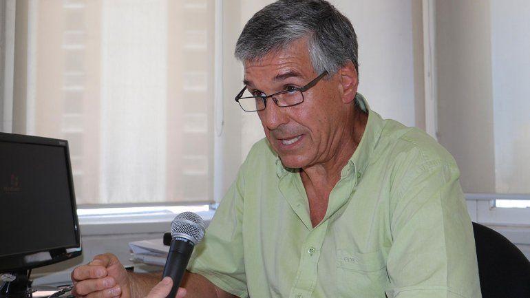 Luis López de Murillas, subsecretario de Obras Particulares.