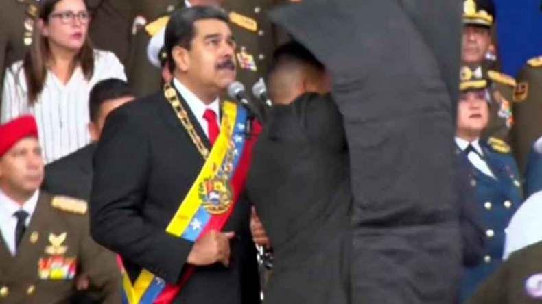 Un grupo armado se adjudicó el atentado a Maduro en Venezuela