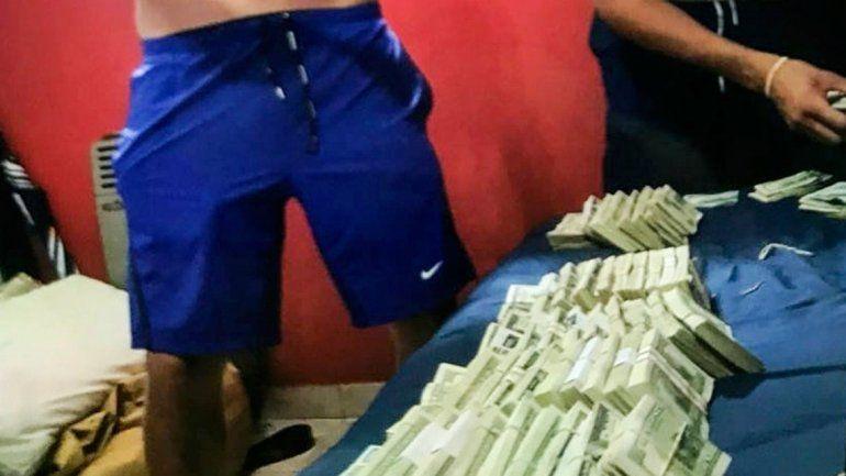 Cometieron 20 robos: a un solo jubilado le sacaron 300 mil dólares.