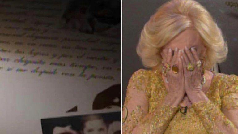 El saludo de Goldie, su hermana gemela, sacudió a la diva.