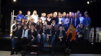 Fueron 35 los artistas regionales que participaron de la muestra Territorio, que se desarrolló del jueves 26 al sábado 28 de julio.