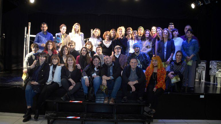Fueron 35 los artistas regionales que participaron de la muestra Territorio
