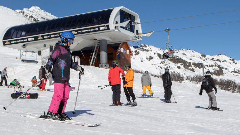 En las vacaciones el turismo batió un récord en Neuquén