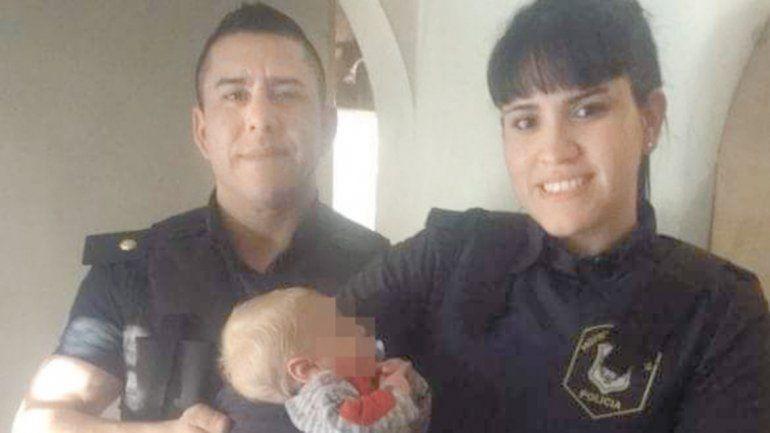 El marido de la policía asesinada le dedicó una canción a su mujer