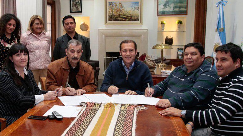 Unión y Don Bosco de Zapala tendrán sus canchas de sintético