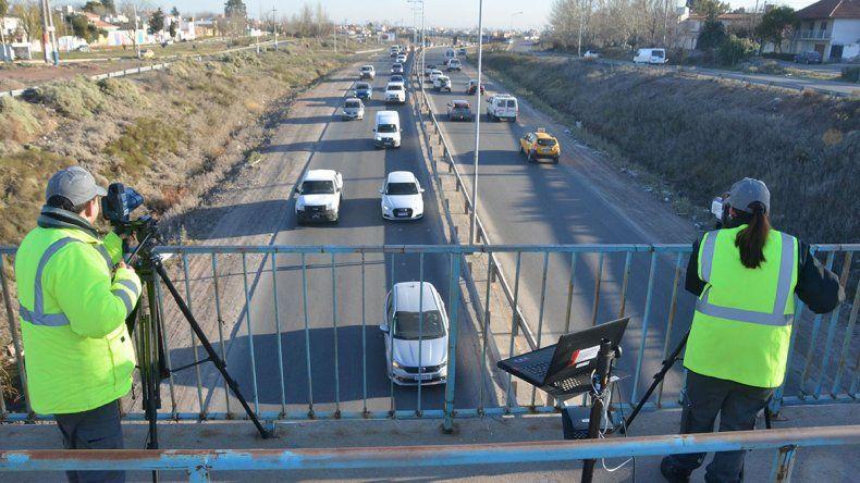 Radares: en octubre arrancarían las multas por exceso de velocidad en la Ruta 7