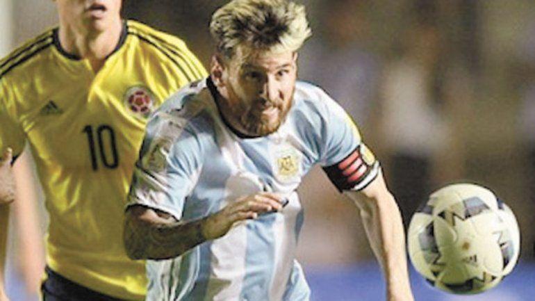 Argentina jugará un duelo de peso ante Colombia en septiembre.