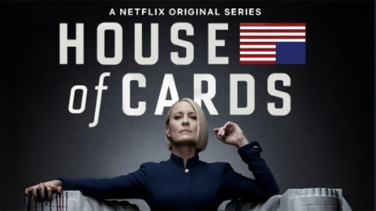 Netflix anunció la fecha de la última temporada de House of Cards