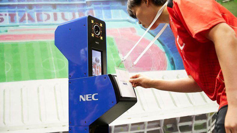 Tokio 2020 permitirá el acceso a través del reconocimiento facial
