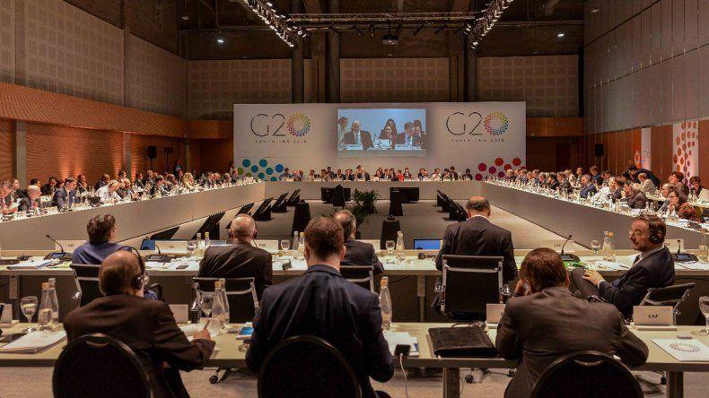 Jugar de local: el G20 toca la puerta en Neuquén