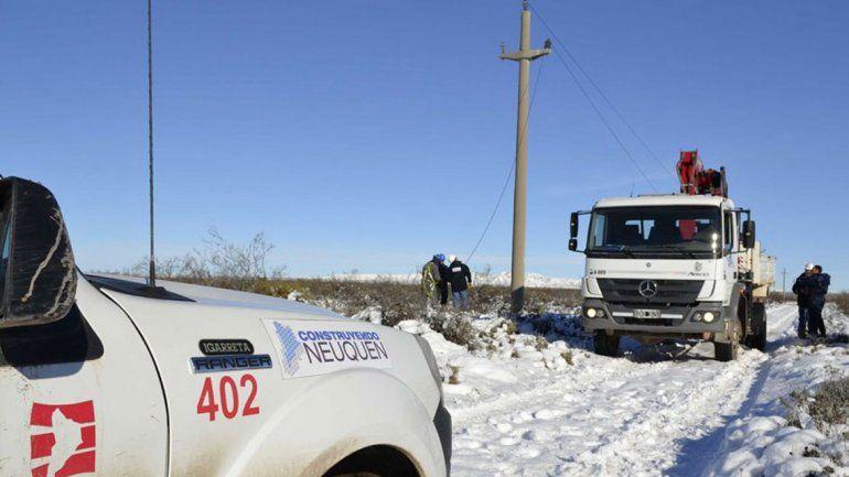 Por la emergencia climática, Aluminé recibió $500 mil