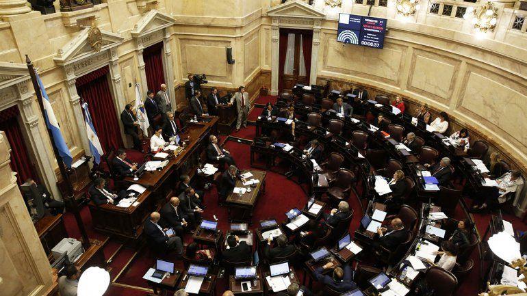 Así será la votación de los senadores de Neuquén y Río Negro