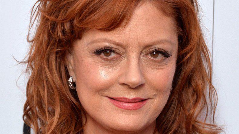La actriz es conocida por sus films y su labor como activista.