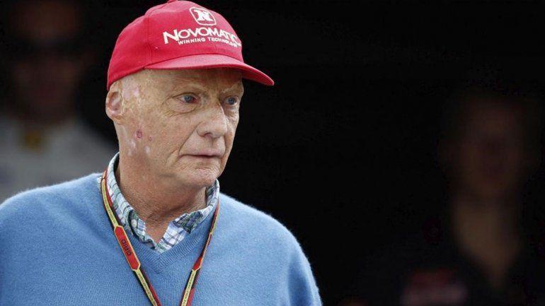 Murió el múltiple campeón de Fórmula 1 Niki Lauda