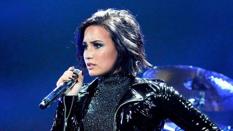 Por su salud, Demi Lovato canceló toda su gira por Sudamérica
