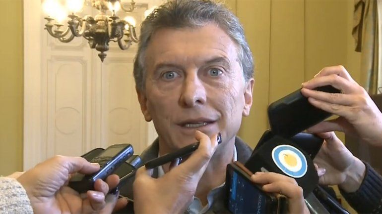Macri, sobre el aborto: El debate va a continuar