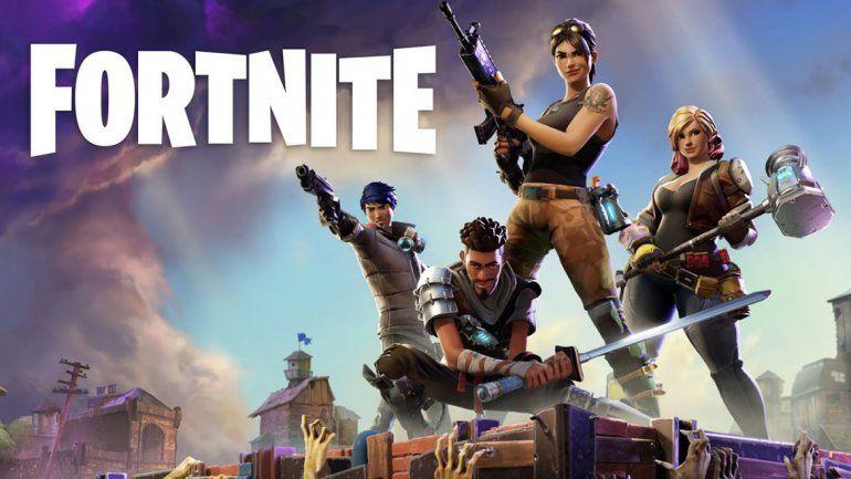 Fortnite, el videojuego que es furor, llegó a Android