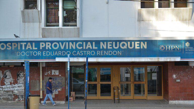 Denuncian que regresa con manchas de sangre la ropa del lavadero al Castro Rendón