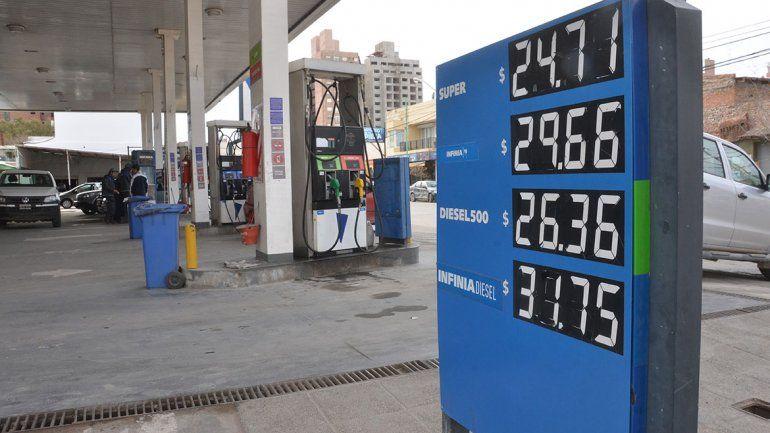 Aumentó la nafta de YPF por segunda vez en la misma semana