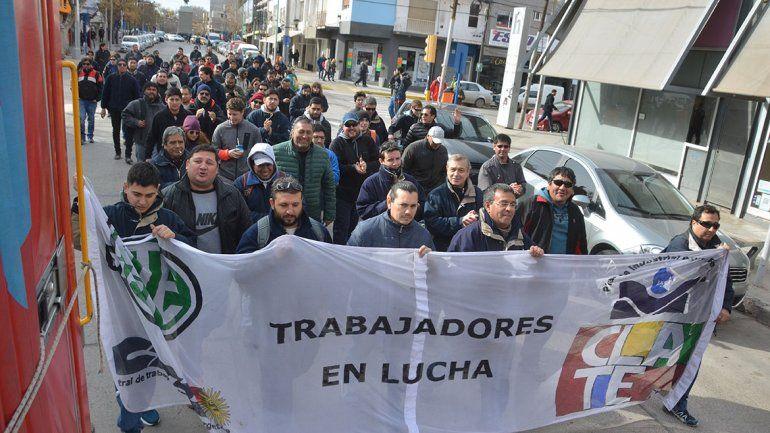 Trabajadores de la PIAP evalúan medidas a la espera de una respuesta de Gutiérrez