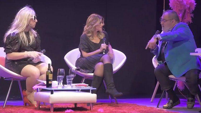 Lanata a Tinelli: No puede ser ni presidente de un consorcio