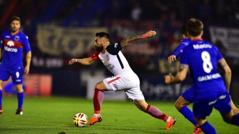 El Ciclón igualó con Tigre en el arranque de la Superliga