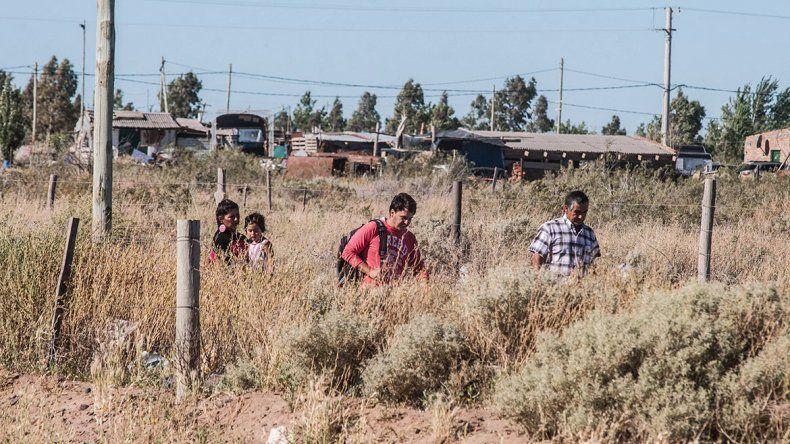 Cruces por un loteo en Colonia Nueva Esperanza