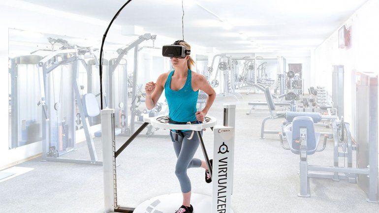 La realidad virtual, muy útil para quemar calorías