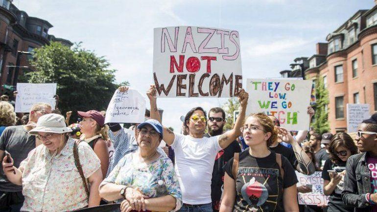 EE.UU.: preocupa la manifestación racista prevista para hoy