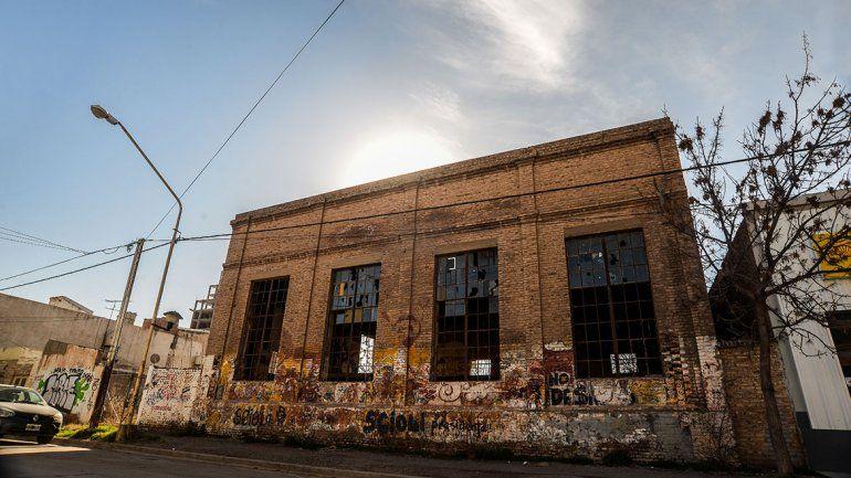 La vieja usina será convertida en un espacio cultural