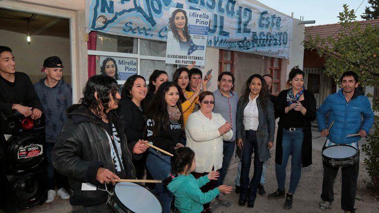 El MPN definió las internas en siete localidades: ganó el sector Azul