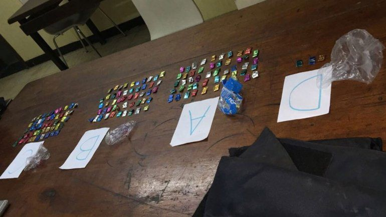 El hallazgo fue después de una inspección sorpresa en la fuerza policial de la Provincia de Buenos Aires.