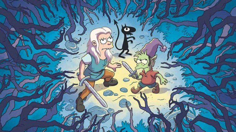 Netflix se prepara para recibir a Matt Groening