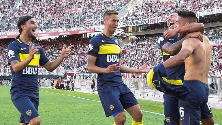 El día que Boca se subió a la punta: a fines de 2016