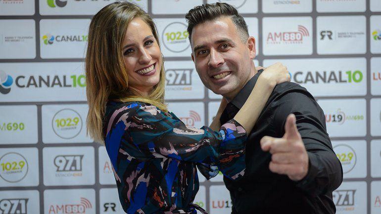 Christian Rivero y Romina Bianchi conducirán el programa.