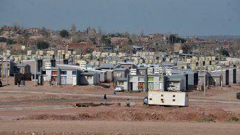 anotan barrio por barrio para el nuevo plan de 4500 casas