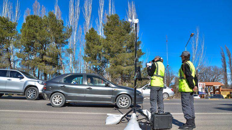 Hoy comienzan las multas en la Ruta 22