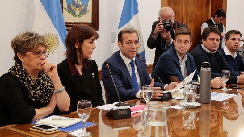 Gutiérrez dijo que la interna del MPN fue transparente