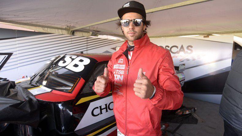 Echevarría confirmó ayer a su segundo invitado para la fecha especial de los 1000 kilómetros de Buenos Aires. Urcera correrá con Altuna y Della Motta.