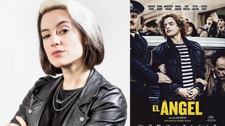 Malena Pichot, dura con El Ángel y las biopics de asesinos